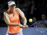 Thể thao - Sharapova – Mladenovic: 3 set giằng co nghẹt thở (Bán kết Stuttgart Open)