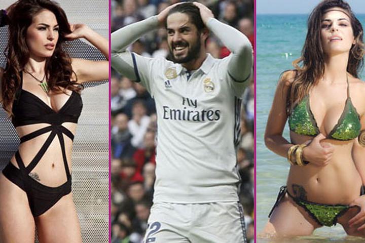 """Bỏng mắt với mỹ nhân """"bốc lửa"""" trói tim chân sút Real Madrid"""