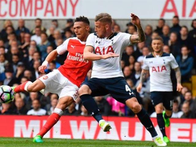 Tottenham - Arsenal: Mười mươi cũng đá ra ngoài (H1)