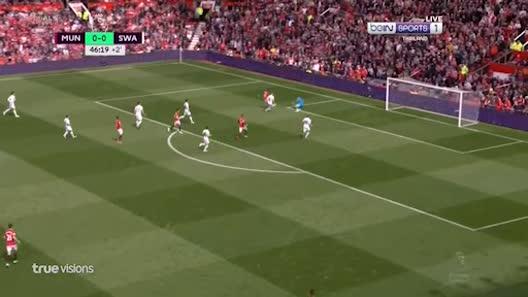 Rashford diễn kịch kiếm 11m, Mourinho từ hầm quay lại