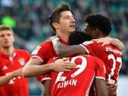 Wolfsburg - Bayern Munich: Màn đăng quang  6 sao