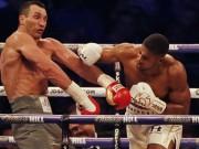 Chi tiết Klitschko - Joshua: Cú knock-out ngoạn mục (KT)