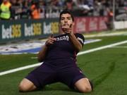 """Bóng đá - Barca """"đè lại"""" Real, cán mốc 1000 bàn siêu khủng"""