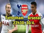 Tottenham - Arsenal: Chờ lịch sử 2 thập kỷ đổi thay