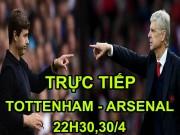 TRỰC TIẾP Tottenham - Arsenal: Nơm nớp lo sợ (H1)