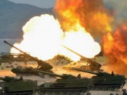 Thế giới - Triều Tiên dọa đánh đắm tàu ngầm hạt nhân lớn nhất của Mỹ