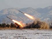 Báo TQ viết về màn thử tên lửa thất bại của Triều Tiên