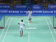 Thể thao - Cầu lông Lin Dan – Chen Long: Thua ngược tan nát (CK châu Á)
