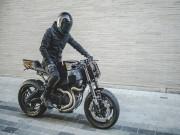 """Thế giới xe - Chiến binh đường phố XB9SX City X hóa """"quỷ đen"""""""