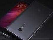 Thời trang Hi-tech - Đánh giá Xiaomi Redmi Note 4: Cảm ứng vân tay siêu nhạy