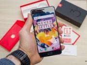 """Thời trang Hi-tech - OnePlus 3T màu đen Midnight đã """"cháy hàng"""""""