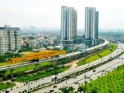 Tin tức trong ngày - Ngắm đường cong mềm mại của đường sắt đô thị tỷ đô ở Sài Gòn