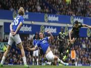 Bóng đá - Everton - Chelsea: Cú nã đại bác thần thánh