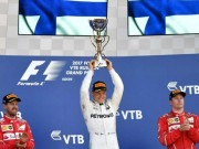 """Thể thao - BXH F1 - Russian GP: Tập thể mạnh sống nhờ """"kẻ vô danh"""""""