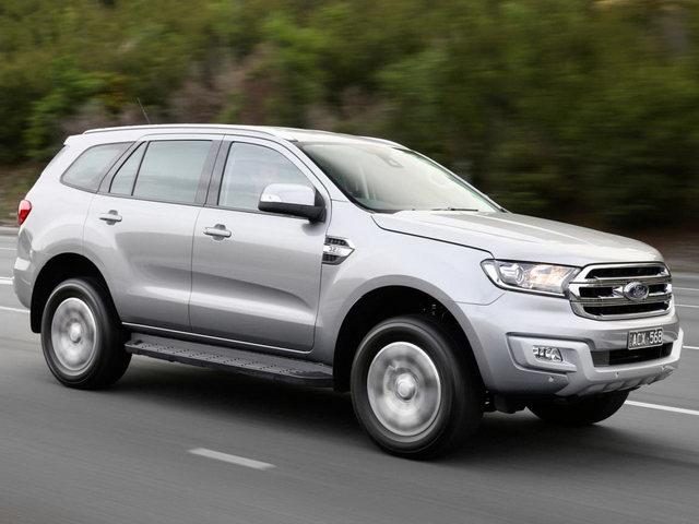 Ford Everest 2017 ra mắt, giá từ 916 triệu đồng - 1