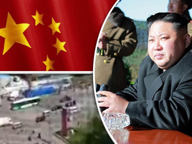TQ: Chuông báo động vang lên ở thành phố sát Triều Tiên