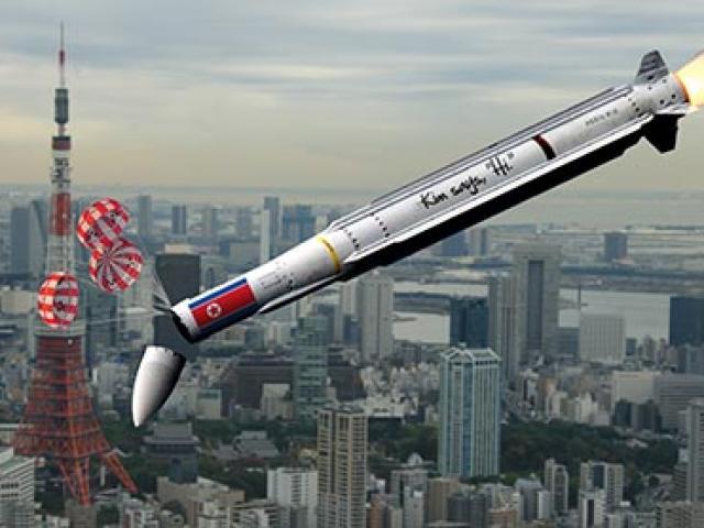 Nơi đầu tiên ở Nhật hứng tên lửa nếu Triều Tiên tấn công