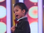 Phim - Giả Trấn Thành, MC nhỏ tuổi nhất Việt Nam ẵm giải 100 triệu