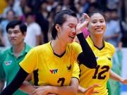 Thể thao - Bóng chuyền VTV Cup: Ngọc Hoa, Thanh Thúy rực sáng trước CLB Thái