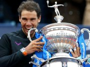 """Thể thao - Nadal vô địch Barcelona: Chinh phục """"Decima"""" Roland Garros"""