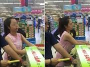 Bạn trẻ - Cuộc sống - Thiếu nữ xinh đẹp gây bức xúc vì hành động thô lỗ trong siêu thị