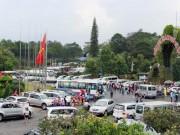 Tin tức trong ngày - Khách tăng đột biến, dịch vụ du lịch Đà Lạt quá tải