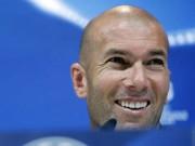 Bóng đá - BK cúp C1: Zidane gây sốc về tương lai, e dè Atletico