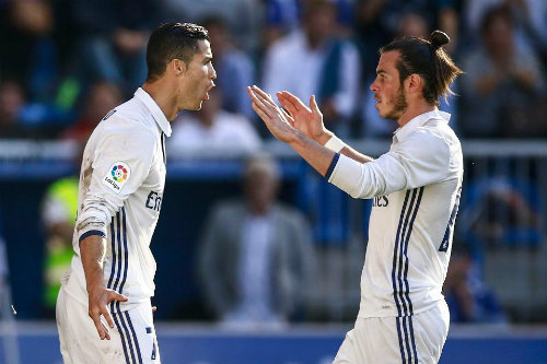 Real sinh biến: Ronaldo chán Bale, chọn đối tác mới