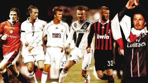 """David Beckham 42 tuổi: """"Nam thần"""" tiệm cận sự hoàn hảo"""