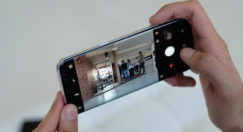 Đánh giá Samsung Galaxy S8: Tiệm cận sự hoàn hảo - 6