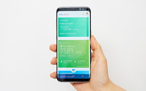 Đánh giá Samsung Galaxy S8: Tiệm cận sự hoàn hảo - 8