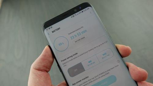 Đánh giá Samsung Galaxy S8: Tiệm cận sự hoàn hảo - 9