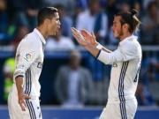 Bóng đá - Real sinh biến: Ronaldo chán Bale, chọn đối tác mới