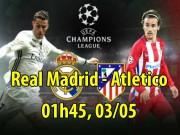 """Bóng đá - Real Madrid - Atletico: """"Phóng hỏa"""" Bernabeu"""
