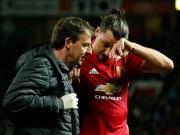 Bóng đá - MU: Tin vui về Ibra, Mourinho lộ kế hoạch buông top 4