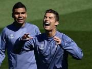 """Bóng đá - """"Ác mộng"""" Ronaldo: Atletico đã có kế ngăn chặn"""