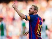 """Bóng đá - Đập tan nghi ngờ, """"mối tình"""" Barca – Messi tiếp tục kéo dài"""