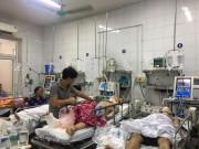 Tin tức trong ngày - Ma men đưa lối vào viện, giường mổ cấp cứu kín đặc những ngày lễ