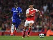 Arsenal hổ thẹn top 6, Sanchez tới Chelsea 60 triệu bảng