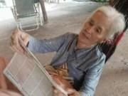 Tin tức trong ngày - Cụ bà lạc đường, đang tìm người thân ở TP.HCM