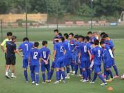 Bóng đá - U20 Việt Nam - U20 Argentina: HLV Hoàng Anh Tuấn lo bị tâm lý