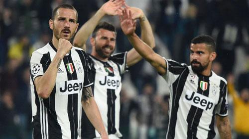 """Monaco – Juventus: Siêu công đấu """"thần thủ"""" - 2"""