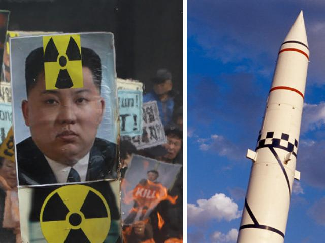 """Triều Tiên dọa tấn công hạt nhân Mỹ """"nhanh như chớp mắt"""" - 2"""