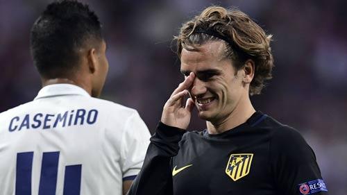 Atletico mơ ngược dòng Real: Noi gương Barca hạ PSG