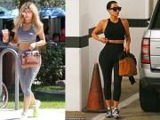 Thời trang - Điều gì khiến  Irina Shayk xách túi Hermes vào tận phòng gym?