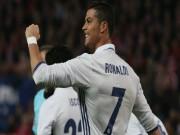 """Bóng đá - Báo chí thế giới """"cạn lời"""", tôn Ronaldo lên hàng Thánh"""