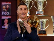 Bóng đá - Ronaldo sẽ đoạt QBV: Vượt mặt Messi, vĩ đại như Pele