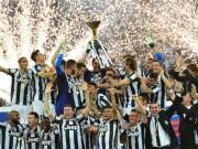 Bóng đá - Juventus: Lời nguyền Champions League và cú ăn ba vĩ đại