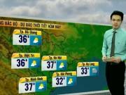 Tin tức trong ngày - Dự báo thời tiết VTV 3/5: Bắc Bộ có nơi nắng nóng gần 40 độ C