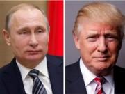 Thế giới - Trump-Putin lần đầu điện đàm sau vụ Mỹ phóng tên lửa Syria